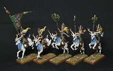 WARHAMMER AGE OF SIGMAR WOOD ELVES SISTERS OF THE THORN PAINTED