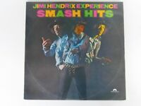 Jimi Hendrix - Smash Hits - Polydor 613004 - OZ pressing LP
