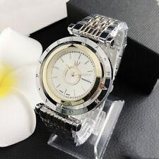 2020 новых Pd часы из нержавеющей стали, мужские и женские часы вращающейся короной подарок