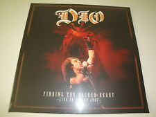 Dio - Finding The Sacred Heart Live 1986 (rsd 2018 Ltd 2 X Red Vinyl Lp)