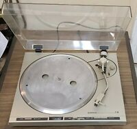 PIONEER PL-400 DIRECT DRIVE STEREO TURNTABLE