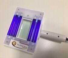 Lampada di Wood + lente raggi UV-A onda lunga 368nm dermatologo estetica ottico