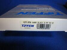 TIFFEN  4X5.650 (PANA)  WARM  BLACK DIFFUSION FX  #5