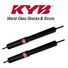 NEW AMC Ford Courier Mazda Set of 2 Rear Shock Absorbers KYB Excel-G 344052