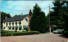 BERNARDSVILLE, New Jersey  NJ   Roadside OLD MILL INN  1958   Postcard