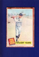 Babe Ruth Special HOF 1962 Topps Baseball #141 (VG) Twilight Years
