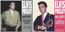 LOT DE 2  CDS ELVIS PRESLEY- EPS -ROCK'N ROLL / BALLADES- VPT-ELVIS MY HAPPINESS