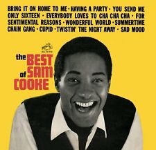 Sam Cooke Best of CD