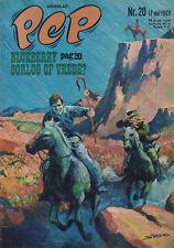 PEP 1969 nr. 20 - DICK VAN DIJK (FC TWENTE)/BLUEBERRY(COVER)/COMICS