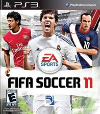 SONY PlayStation 3 PS3 EA Sports FIFA Soccer 11 2011 (COMPLETE)