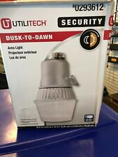 Utilitech 1 Head 70 Watt Gray Florescent Dusk Dawn Security Area Light