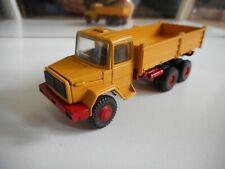 Schuco Magirus Deutz 232 D 22 AK 6x6 Dump Truck on 1:75