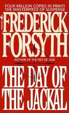 The Day of the Jackal - Acceptable - Frederick Forsyth - Mass Market Paperback