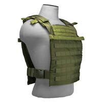 NcStar MOLLE Modular ESAPI Fast Sentry Tactical Lightweight Plate Carrier Vest G