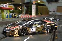 Sideways LAMBORGHINI HURACAN GT3 in 1:32 auch für Carrera Evolution   SWCAR01F