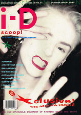 I-D #41 10/1986 The Media Issue MURIEL GRAY COVER Jean-Jacques Beinfix TOM WAITS