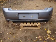 VAUXHALL VECTRA C FACELIFT SRI REAR BUMPER GREY Z163 WITH PDC 15#2