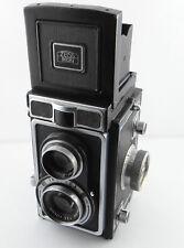 Zeiss Ikon 6x6 TLR-Kamera IKOFLEX 1c 886/16 mit Tessar 1:3.5 f=75mm