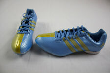 the latest a014e 56dd5 NEW adidas Adizero MD - Blue Gold Running, Cross Training (Men s 9.5)