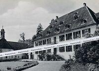 Schloß Heinsheim - Neckartal - Bad Rappenau     um 1955   K 15-12