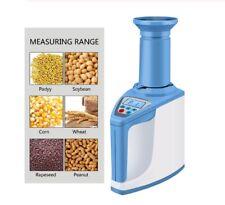 grain moisture determination grain moisture meter tester moisture meter detector
