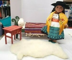 Classic American Girl Josefina (Pleasant Company) with Bed & Accessories