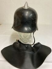 Alter Berliner Feuerwehr Helm Nr 126
