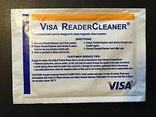 Visa Credit Card Terminal Reader Cleaner
