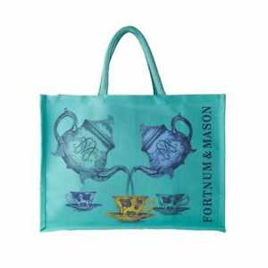 Fortnum and Mason Teapot Medium Bag For Life - BNWT