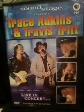 Soundstage Presents - Trace Adkins  Travis Tritt (DVD, 2004)