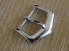 S/S Silver Buckle 16mm Strap End Wide Compatible With PP watch