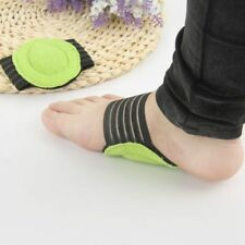 2PCS Cushioned Arch Supports Shoe Insoles Orthopedic Trainer Foot Care Sole Pads