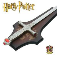 Harry Potter 32-Inch Steel Sword of Godric Gryffindor Prop Replica 09
