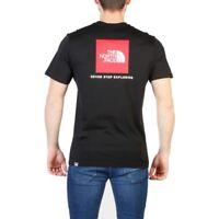 The North Face T Shirt Red Box Nero Logo Rosso 2018 ORIGINALE ® ITALIA 2018 PRIM