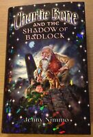 CHARLIE BONE AND THE SHADOW OF BADLOCK Jenny Nimmo Book NEW (Harry Potter)