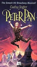 Peter Pan (VHS) Cathy Rigby