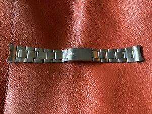 ~Rare~ Vintage 1972 Rolex Oyster Stainless Steel Bracelet 7836 / 382 Endlinks