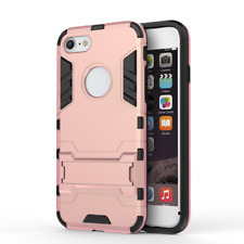 2in1 Combo Armor Heavy Duty Shockproof Stand Phone Cover Case FOR iphone 6/6S K