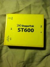 Shoppertrak ST600 Model H17200 Store Traffic Control Unit Untested As Is