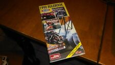 OFFICIAL NHRA 1990 WINSTON DRAG RACING RULEBOOK