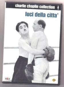 Charlie Chaplin Collection - Luci della città -doppio (2) dvd Warner  z8-37648