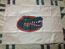 Set Of 2 Pottery Barn University Of Florida Logo Pillow Cover Dorm Ready Nwt