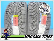 2 NEW 275/40/18 MICHELIN PILOT SPORT A/S PLUS ZP RFT TIRES DOT 2016 2754018