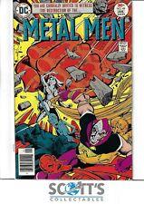 Metal Men   #49   VF-