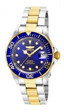Invicta Men's Pro Diver Automatic 200m Two Tone Stainless Steel Watch 17042