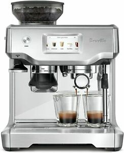 Breville Barista Touch BES880BSS1BUS1 Espresso Machine Stainless - NEW