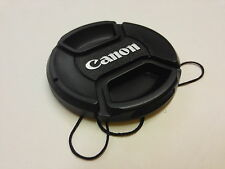 58mm Tapa Objetivo Para Canon Cámara Digital