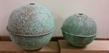 6' and 8' quality Large Copper Balls for weathervanes Or Lightening Rods