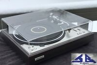 "Pioneer PL-530 PL 530 ""NEW"" JnB Audio Dust Cover for Turntable  = Made in USA ="