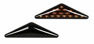 Set LED Side Indicator Black Ford Mondeo MK3 Focus MK1 SB32